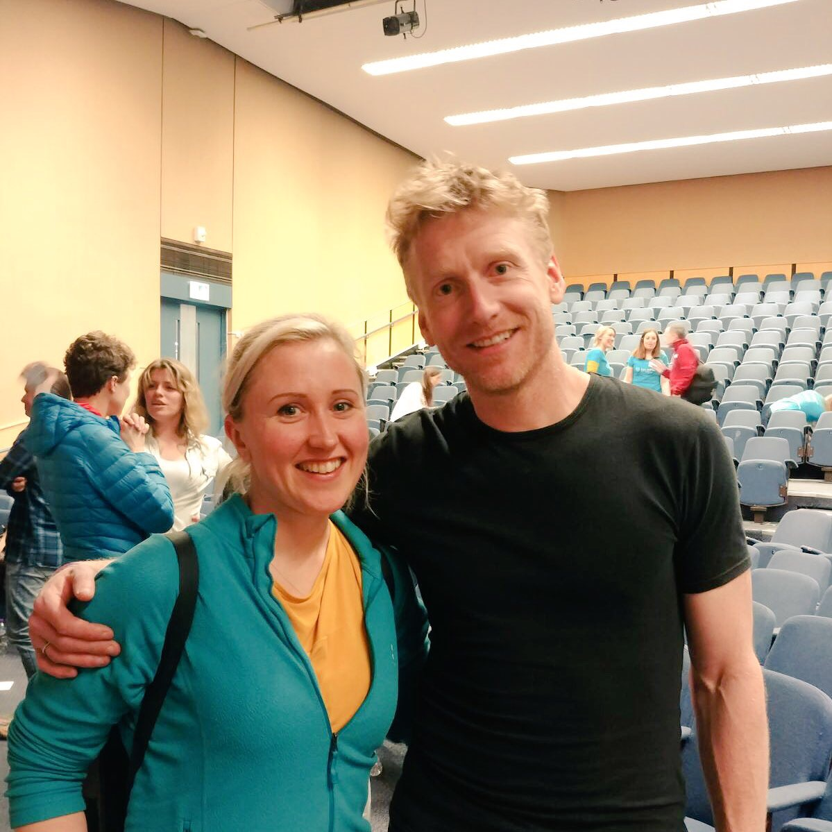 Meeting Alastair Humphreys